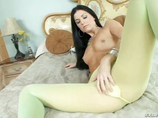 screwing with cool dark brown diva India Summer would make you turned on. lay eyes on playgirl in spandex giving valuable sucking off gone feeling thi