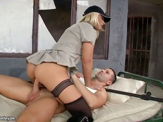 blonde Lana S striking like theres no by and by in getting laid action with dirty guy