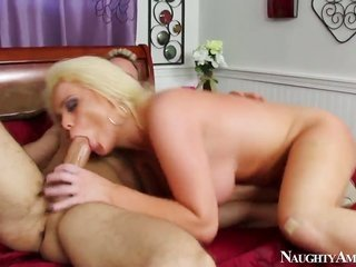 Alexis Ford plays with her female genetalia as this babe picks up her passage went through by Erik Everhard