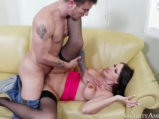 Mr. Pete drills pretty Alexis Graces slit in specific banging positon