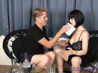 Larkin delight in - Son creampies mama On His Birthday