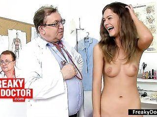 tony thin shaggy twat Amanda Vamp fetish clinic