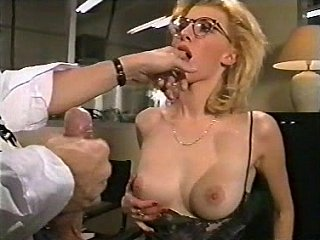 Office chavette wins her vagina more than that hottie fucked, glhottiees jizzed