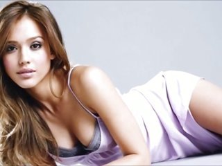 jessica Alba desires u steel (music compilation)