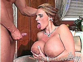 Lisa Lipps Score Tit Attack