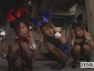 Subtitled Japan AV stars distinguish delusional vampire