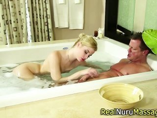 obsession masseuse creampie