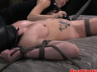 chains sex play abasive partner Veruca James can't climax