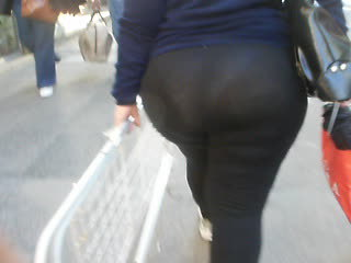 obese ass
