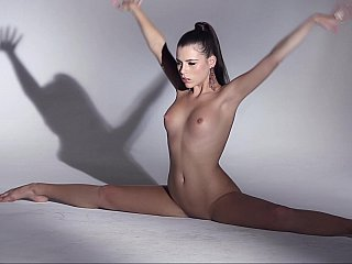 Playboy damsel Aleksa Slusarchi