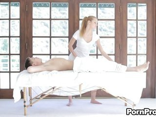agreeable model is giving mister an unforgettable riding