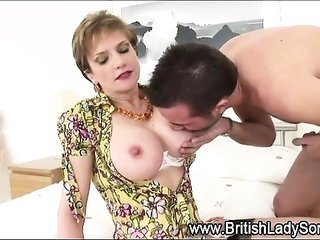 adult british playgirl earns fucked