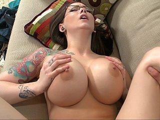 chunky titted slaver Ashton penetrate